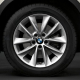 Genuine BMW Light alloy disc wheel Reflexsilber (36116787578)