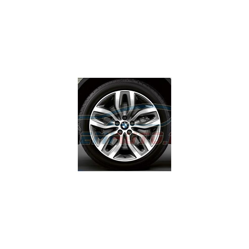 Genuine BMW Light alloy rim (36116788028)