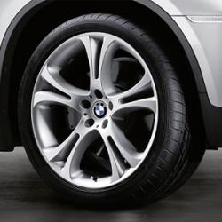 Original BMW Scheibenrad Leichtmetall (36116782836)