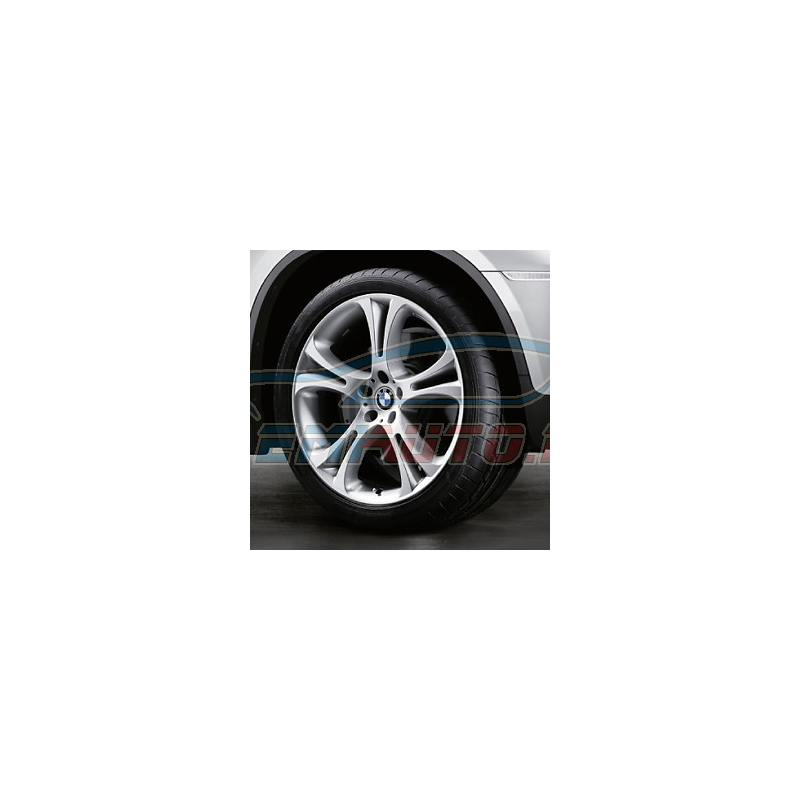 Genuine BMW Light alloy rim (36116782836)