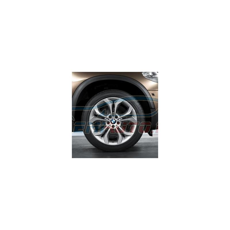Genuine BMW Disc wheel light alloy schiefer grey (36116788010)