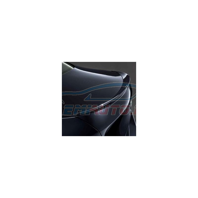 Original BMW Heckspoiler grundiert (51628049268)