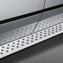 Оригинал BMW К-т доосн.алюминиевыми порогами (51710421781)