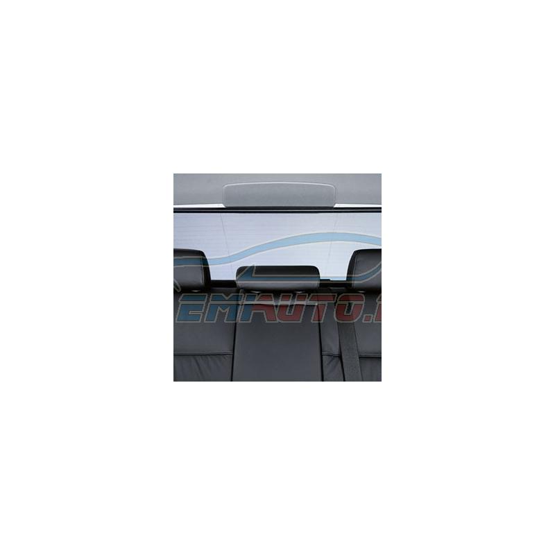 Genuine BMW Roller sun blind, rear window (51460419046)
