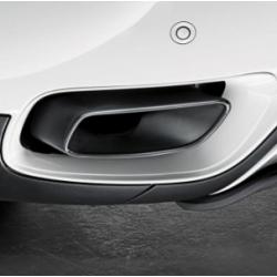 Оригинал BMW Система глушителей (18302166929)