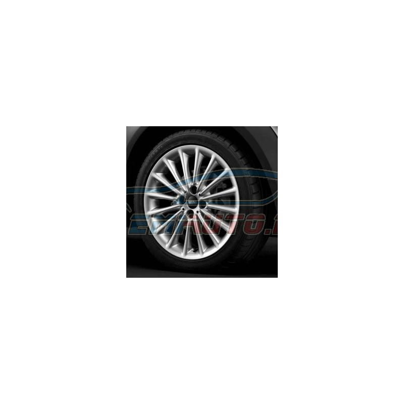 Оригинал Mini Комплект колес в сборе,летний,л/с диск (36110419991)