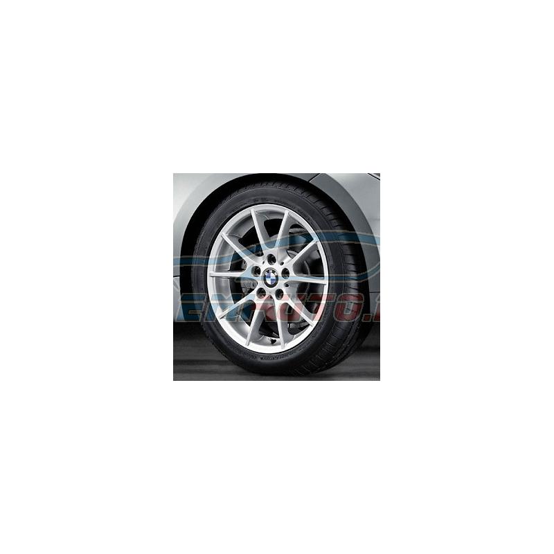 Original BMW Komplettradsatz Sommer Leichtmetall (36110390267)