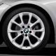 Оригинал BMW Комплект колес в сборе,летний,л/с диск (36112296926)