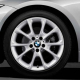 Genuine BMW Set complete alloy wheels summer (36112296926)