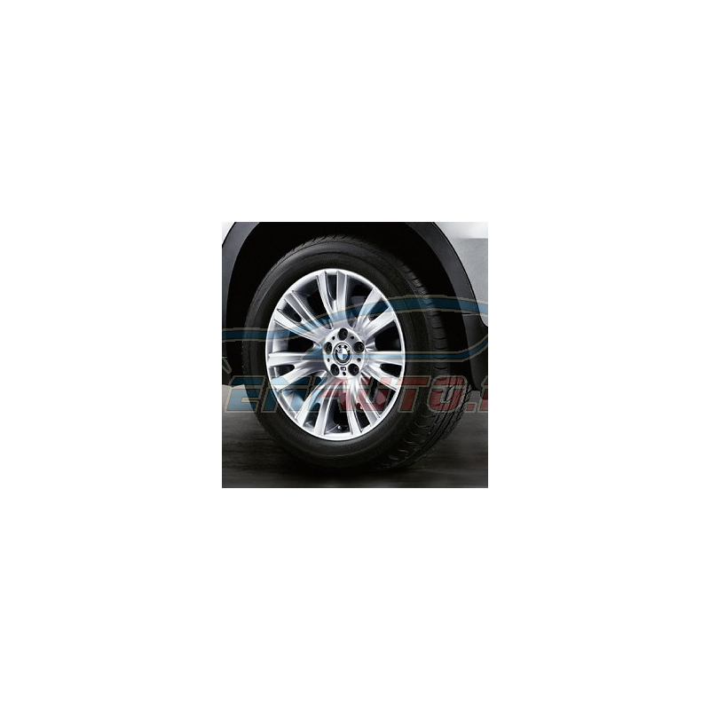 Genuine BMW Light alloy rim (36118037347)