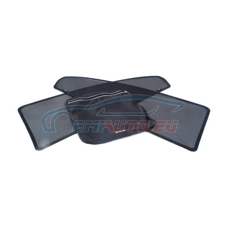 Genuine BMW Rear side windows sun blind (51462154684)