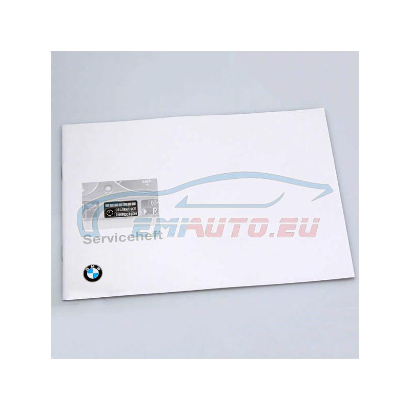 Оригинал BMW Сервисный справочник, немецкий (01709790050)