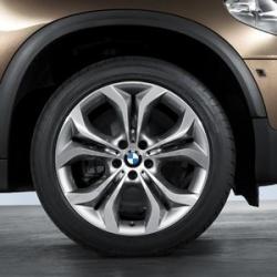 Оригинал BMW Диск.колесо легкий металл schiefer серый (36116788011)