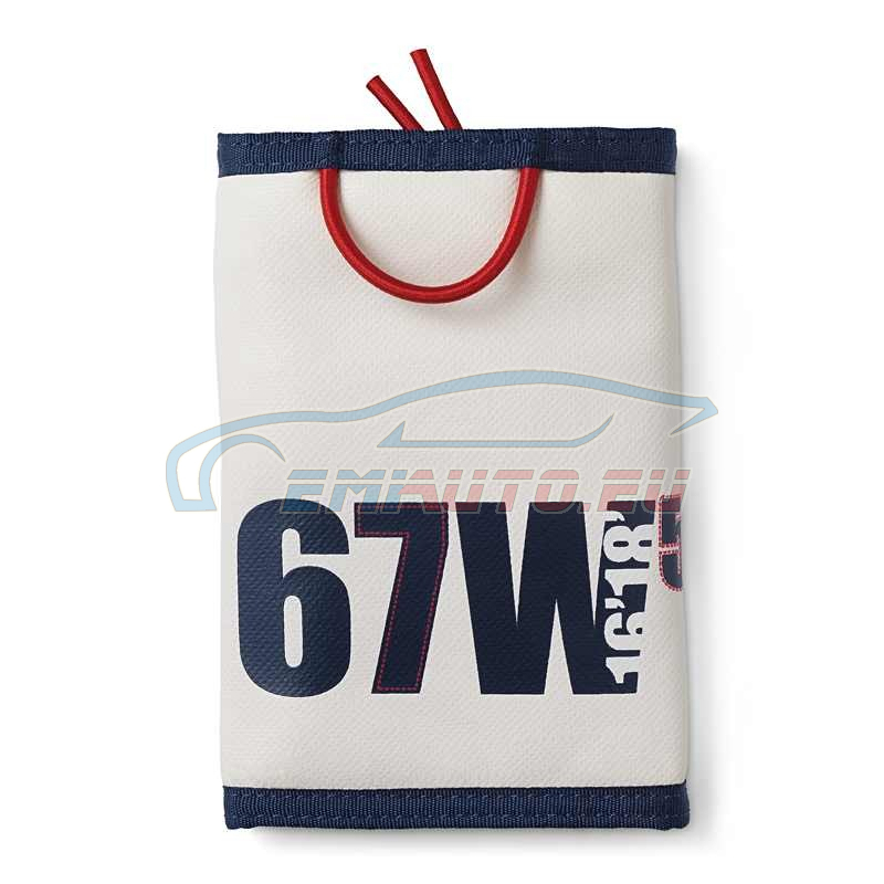 Genuine BMW Yachtsport purse (80212318367)