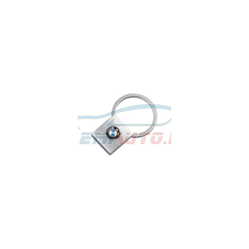 Оригинал Брелок для ключей BMW прямоугольный (80560443278)