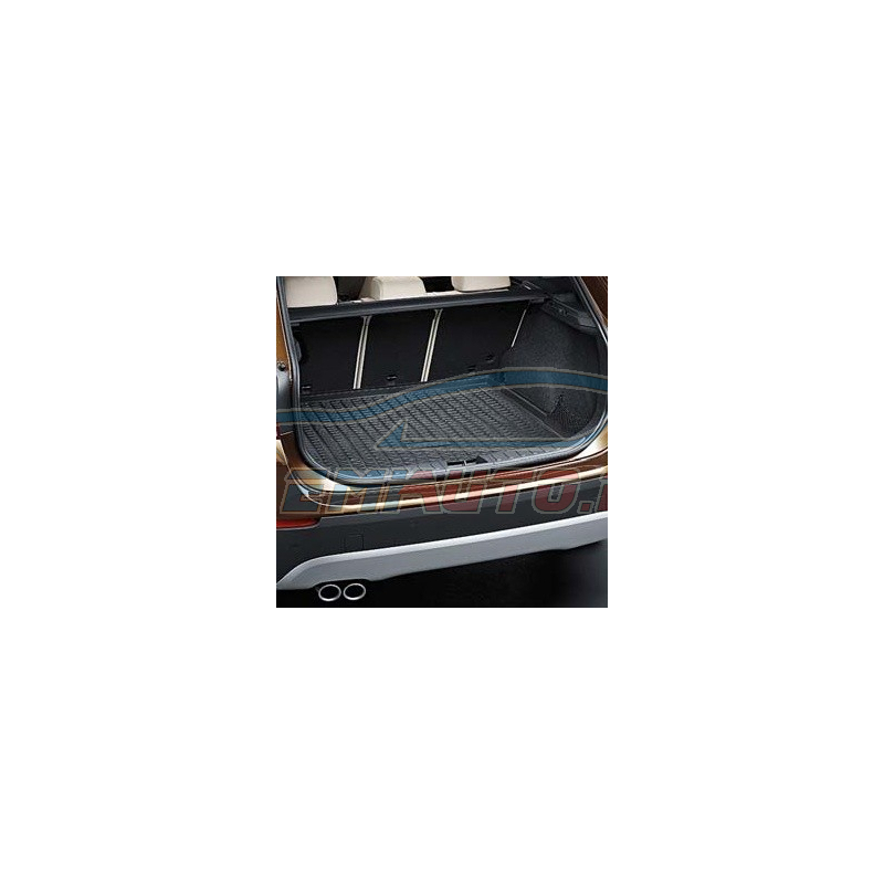 Genuine BMW Fitted luggage compartment mat (51472209475)