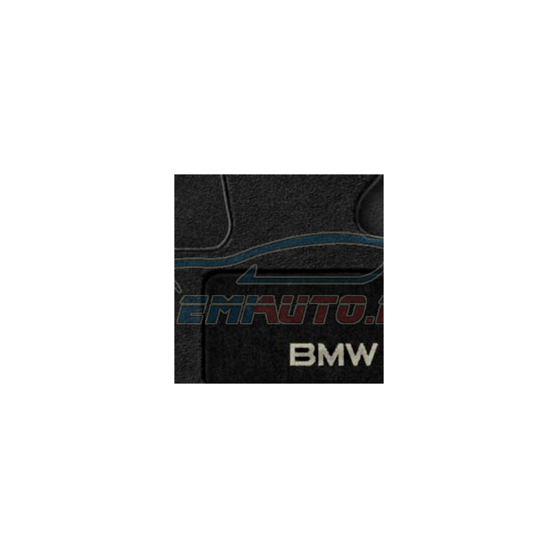 Оригинал BMW Комплект ножных ковриков Velours (51472164758)