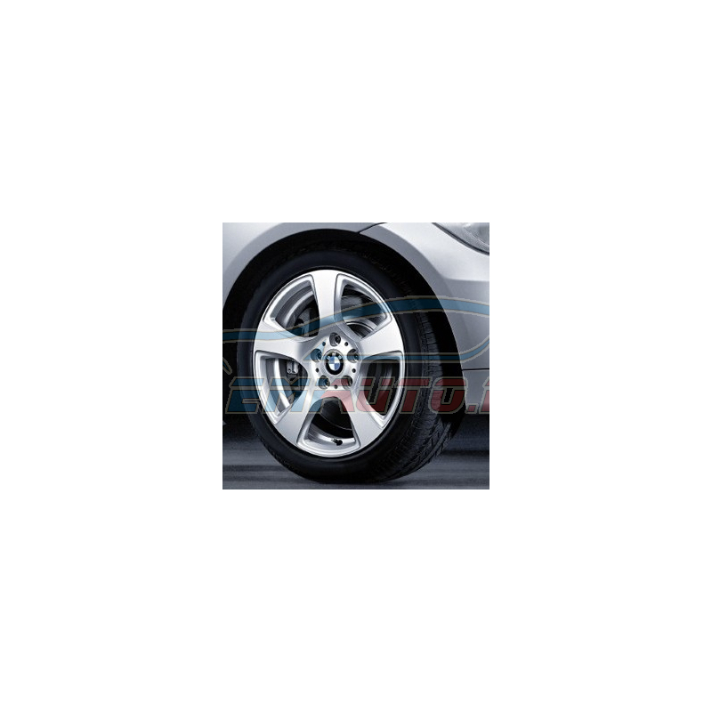 Genuine BMW Alloy rim, forged (36116770239)