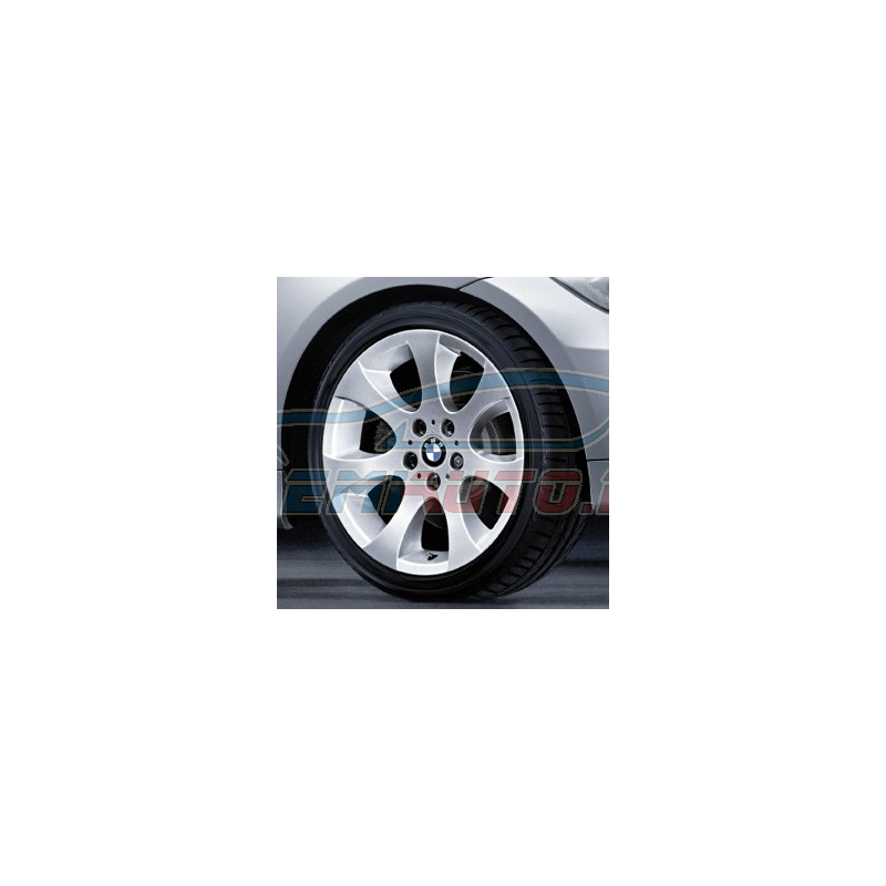 Genuine BMW Light alloy rim (36116775601)