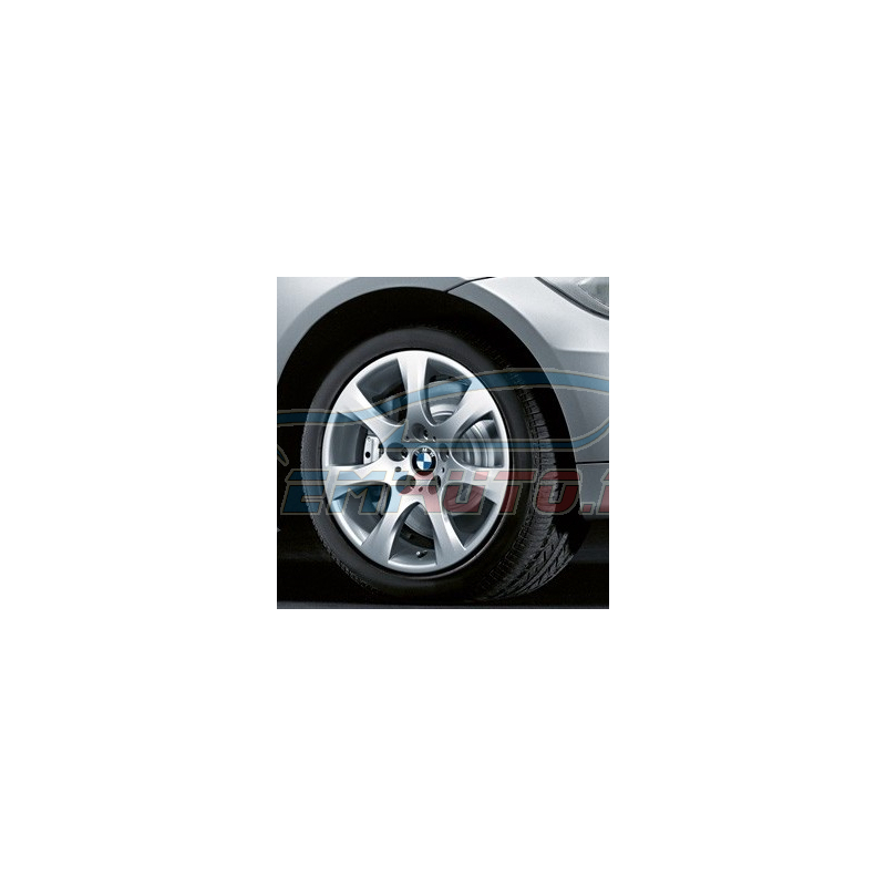Genuine BMW Light alloy rim (36116764623)