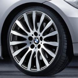 Оригинал BMW Колесный диск легкоспл.дов.до блеска (36116788786)