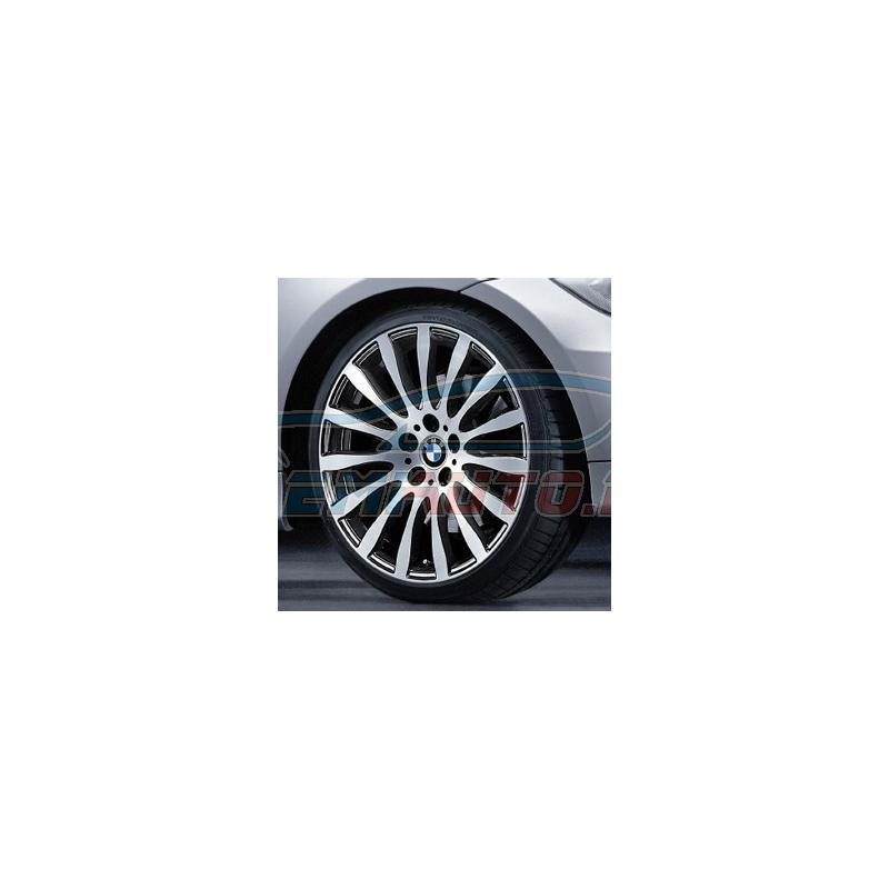 Original BMW Scheibenrad Leichtmetall glanzgedreht (36116788786)