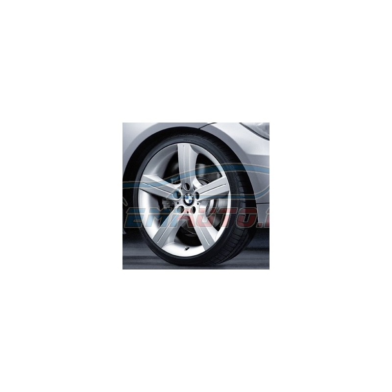 Genuine BMW Light alloy rim (36116775614)