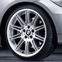 Genuine BMW Light alloy rim (36118037141)