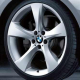 Genuine BMW Light alloy rim (36116787643)