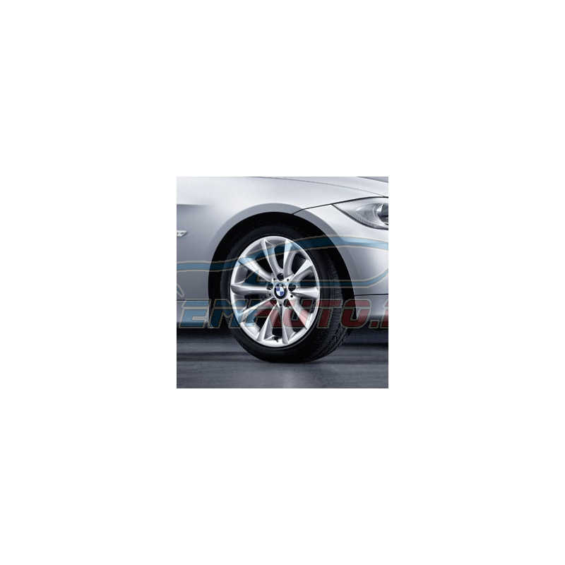 Genuine BMW Light alloy rim (36116791481)