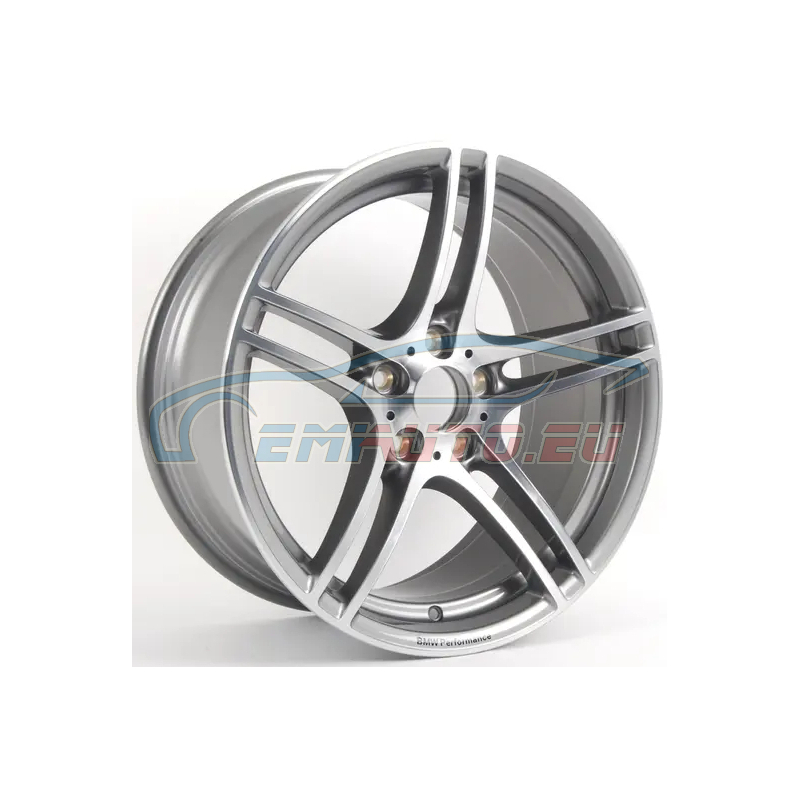 Genuine BMW Light alloy rim (36116787655)