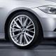 Genuine BMW Disc wheel, light alloy, spacegrau (36116852286)