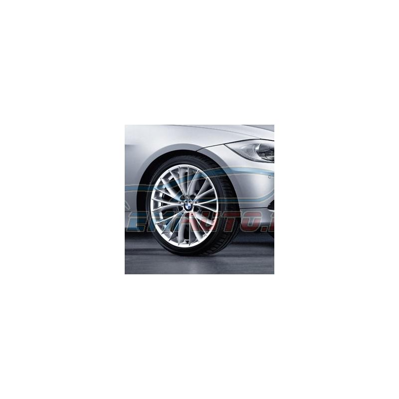 Оригинал BMW Колесный диск легкосплавный, space-grau (36116852286)