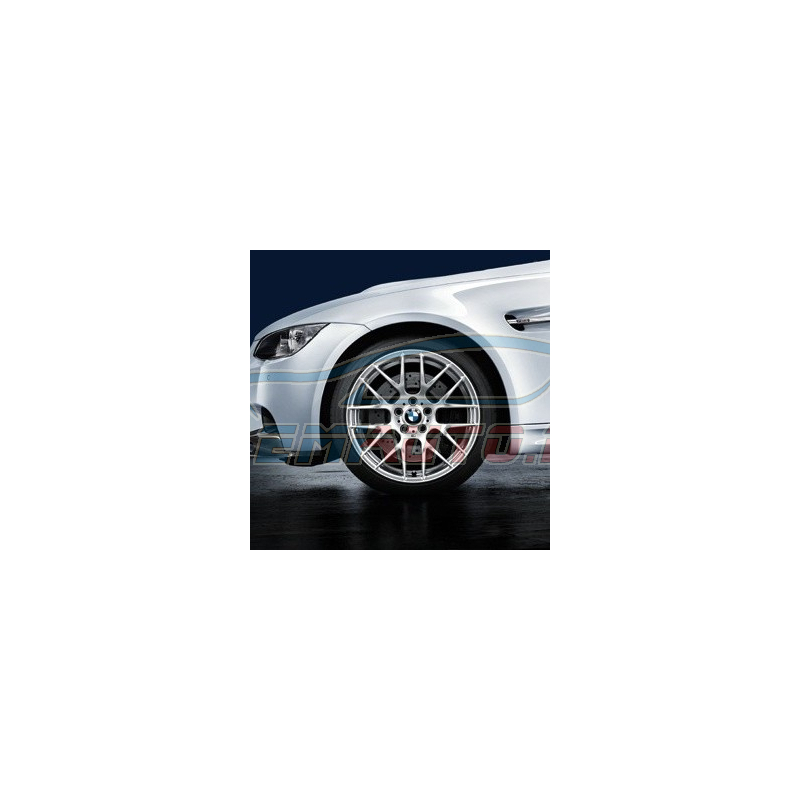 Genuine BMW Light alloy rim (36112284055)