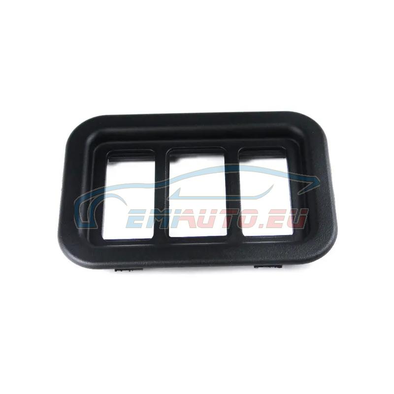Оригинал BMW Накладка выключателя Зд (51168407211)