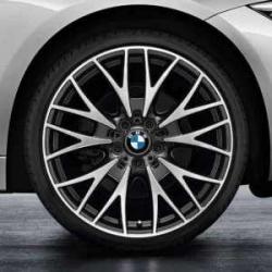 Оригинал BMW Колесный диск легкоспл.дов.до блеска (36116796262)