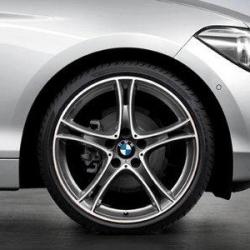Оригинал BMW Колесный диск легкоспл.дов.до блеска (36116794371)