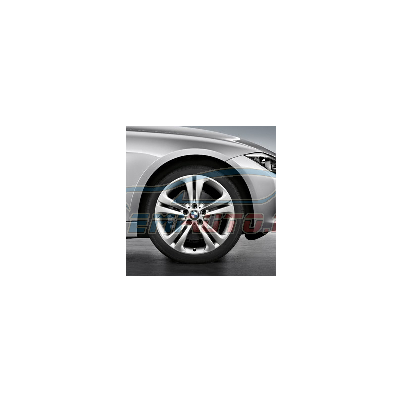Genuine BMW Light alloy rim (36116796256)