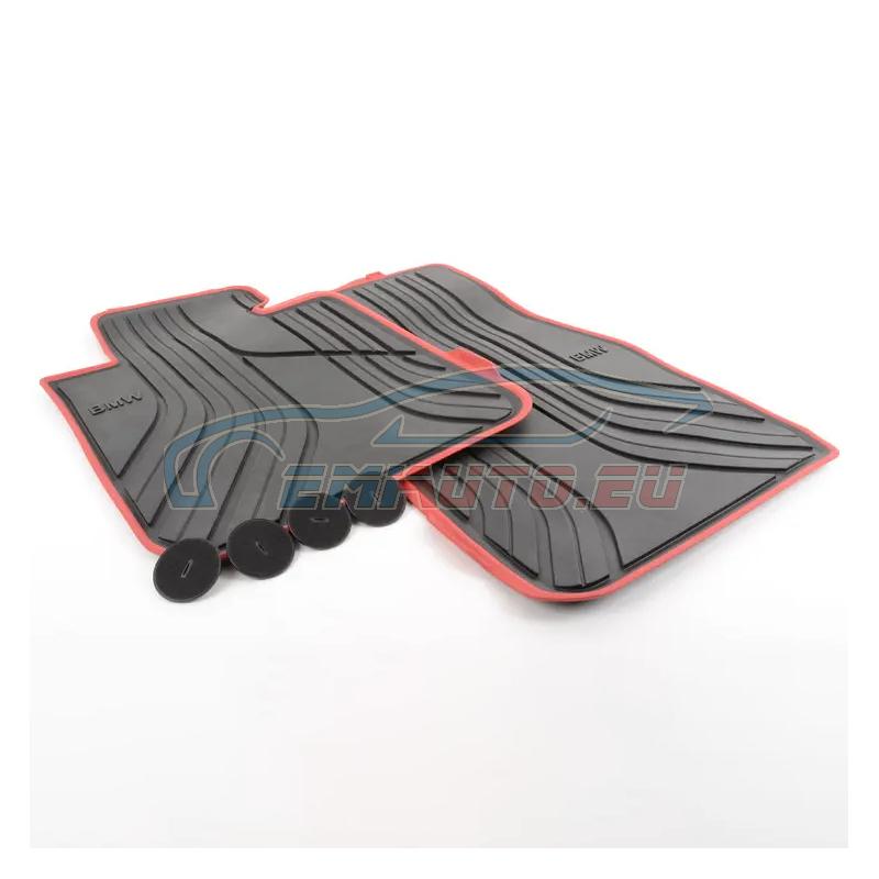 Оригинал BMW Ножные коврики всепогодные Пд (51472219794)