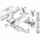 Genuine BMW Handle lower part, front right (51417076290)