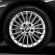Original BMW Scheibenrad Leichtmetall reflex-silber (36116796241)