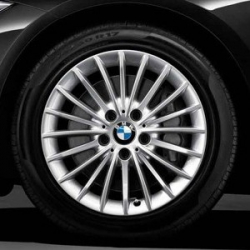 Оригинал BMW Колесный диск легкоспл. reflex-silber (36116796241)