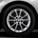 Оригинал BMW Дисковое колесо ЛМ отражающее серебро (36116796236)