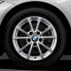 Genuine BMW Light alloy disc wheel Reflexsilber (36116796236)