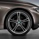 Genuine BMW Disc wheel, light alloy, bright-turned (36116794370)