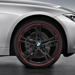 Оригинал BMW Колесный диск легкосплавный Schwarz (36116854610)