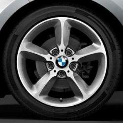 Оригинал BMW Колесный диск легкоспл.дов.до блеска (36116796208)