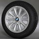 Genuine BMW Light alloy rim (36116775618)