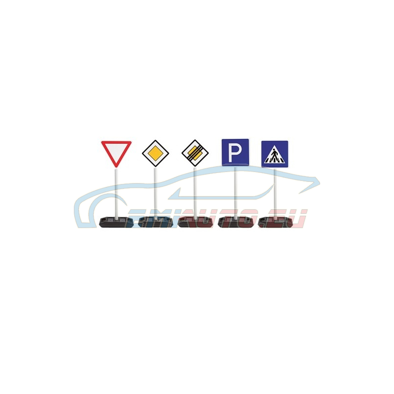 Genuine BMW road signs set 1 (80930396137)
