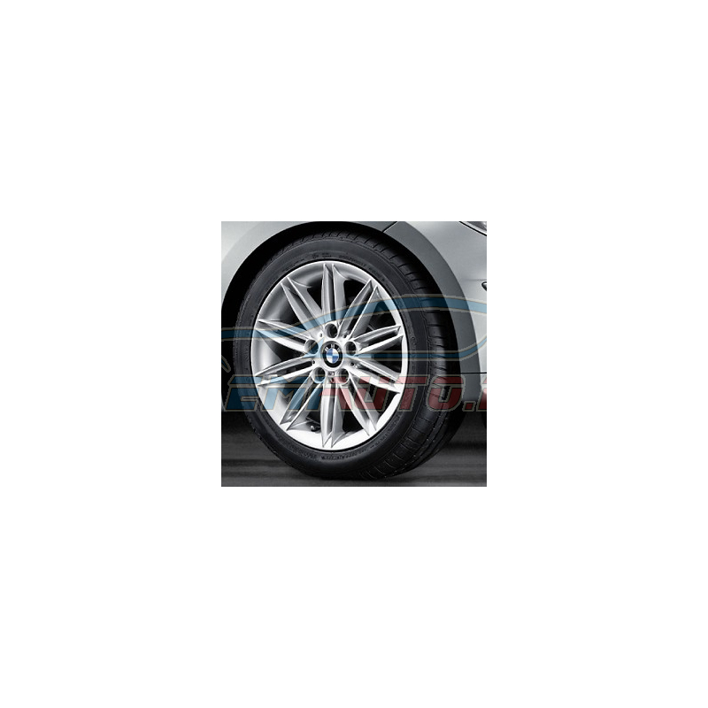 Genuine BMW Light alloy rim (36118036938)